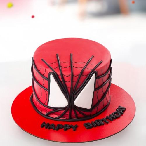 کیک اسپایدر من