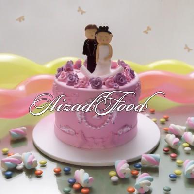 کیک کاپل