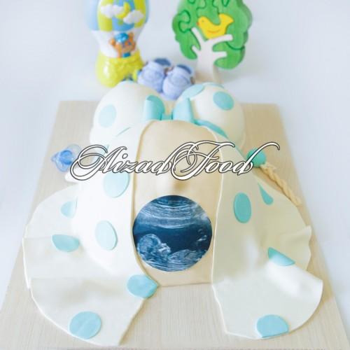 کیک بارداری