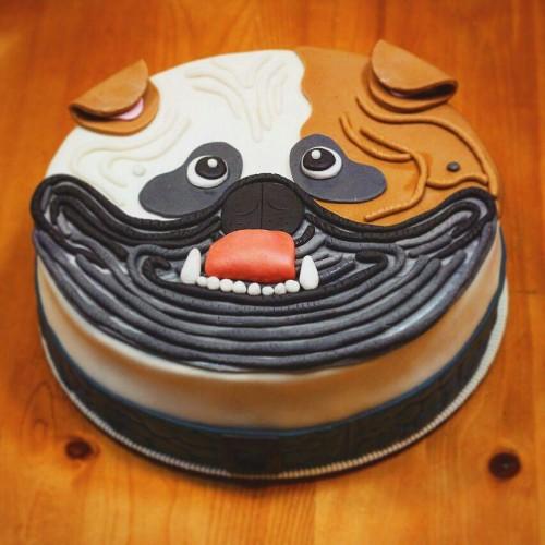 کیک بولداگ