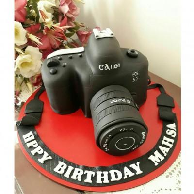کیک دوربین