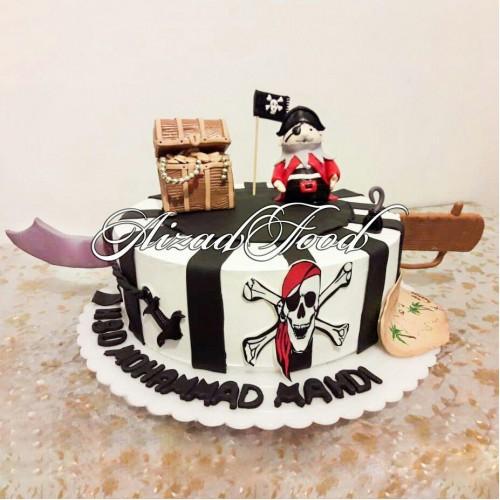 کیک دزد دریایی