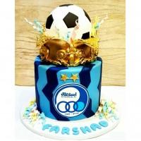 کیک فوتبال