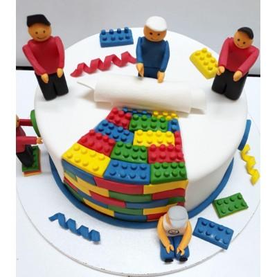 کیک لِگو