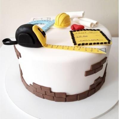 کیک مهندسی عمران