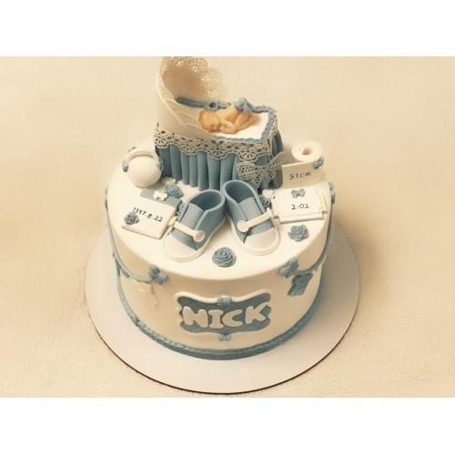 کیک تولد نوزاد