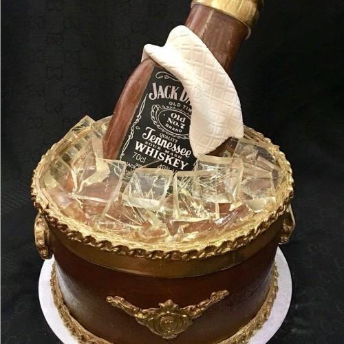 کیک آیس درینک