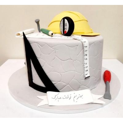 کیک مهندسی