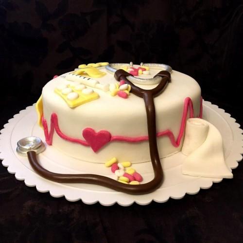 کیک داروسازی