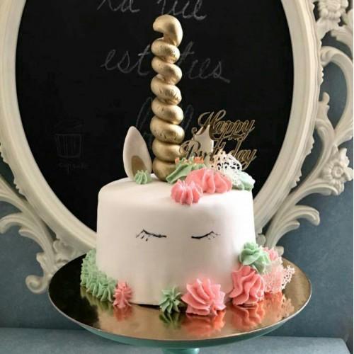 کیک یونی کرن