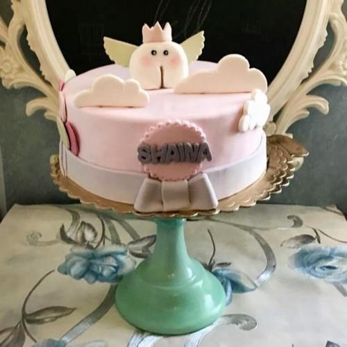 کیک دندونی فرشته