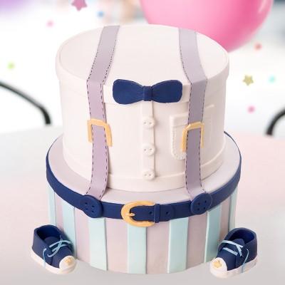 کیک ست پسرانه
