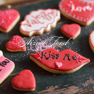 کوکی بوسه عشق