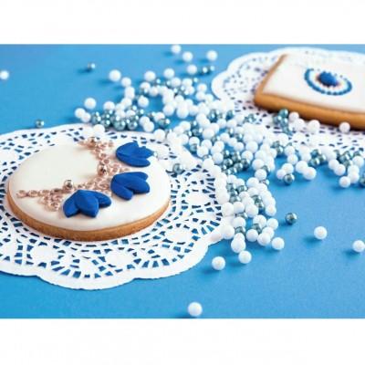 کوکی جواهرات آبی
