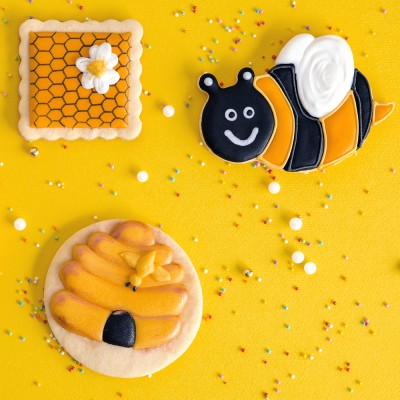 کوکی زنبور عسل