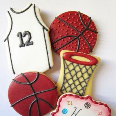 کوکی بسکتبالی