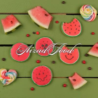 کوکی هندوانه