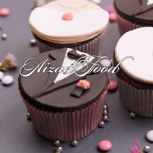 کاپ کیک عروسی
