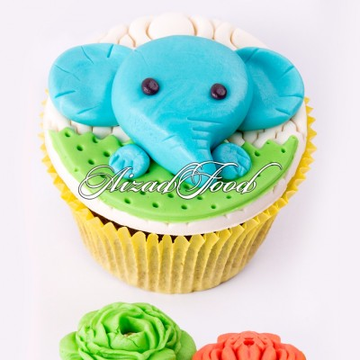 کاپ کیک فیل