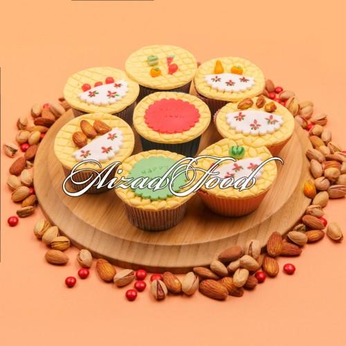 کاپ کیک یلدا سنتی