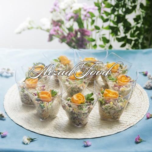 سالاد سبزیجات