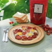 گوجه فرنگی خشک 100 گرمی