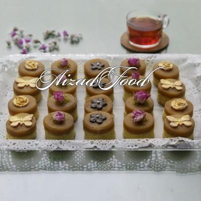 کیک حلوا